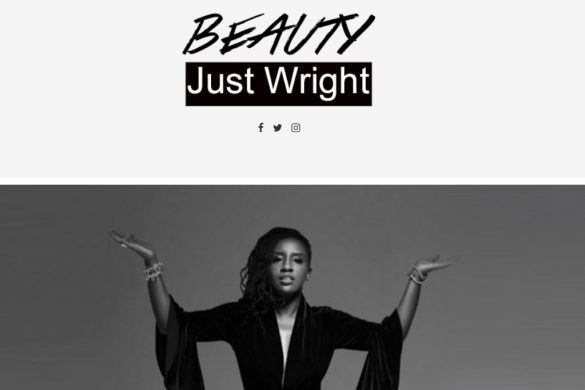 beauty just wright