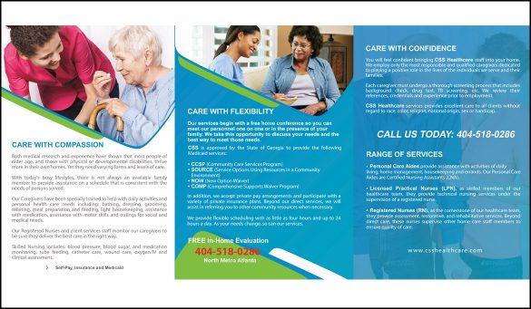 CSS Healthcare – Brochure